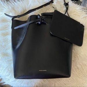 Mansur Gavriel handbag with pouch classic bucket